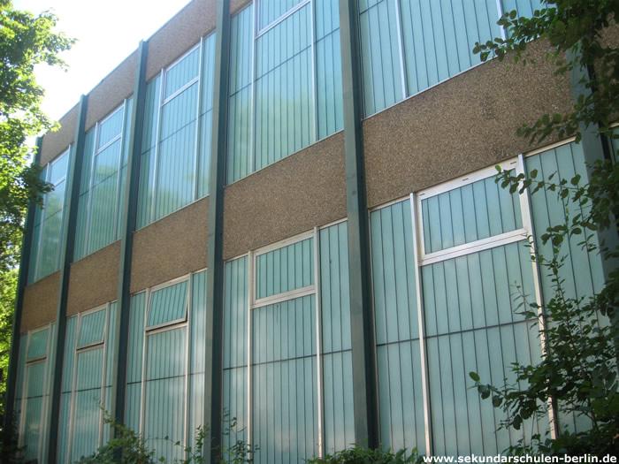 Friedrich-Bayer-Oberschule - Sporthalle
