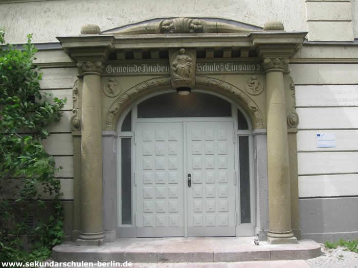 Alfred-Nobel-Schule - Gemeinde-Knabenschule