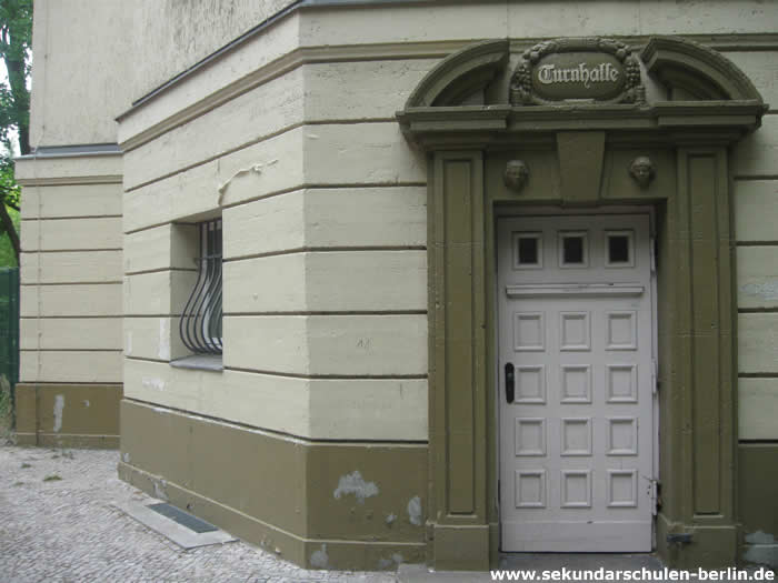 Alfred-Nobel-Schule Turnhalle
