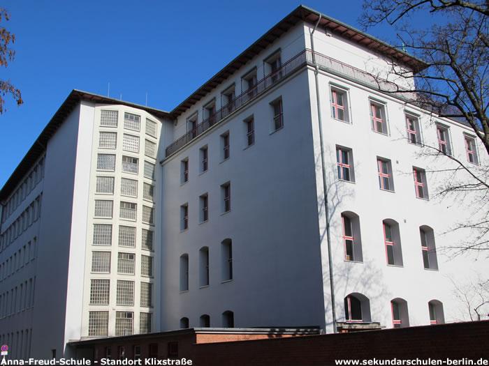 Anna-Freud-Schule - OSZ Sozialwesen - Standort Klixstraße 7