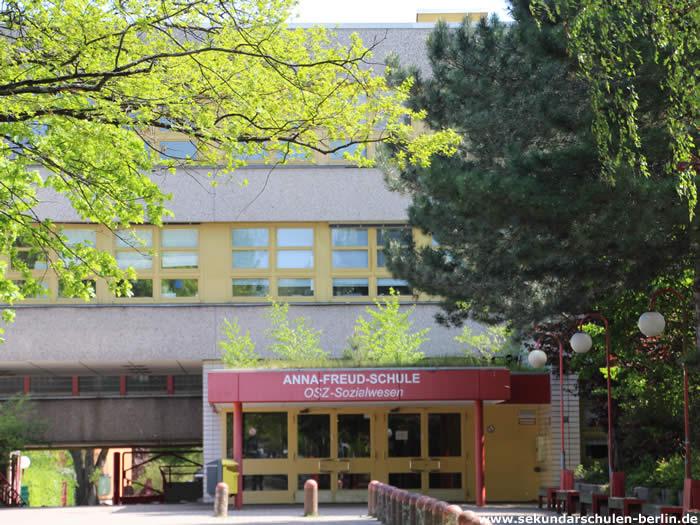 Anna-Freud-Schule - OSZ Sozialwesen