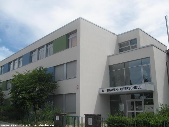 B.-Traven-Oberschule Neubau