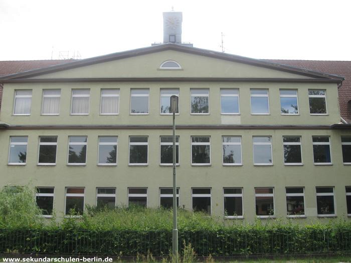 B.-Traven-Oberschule Altbau