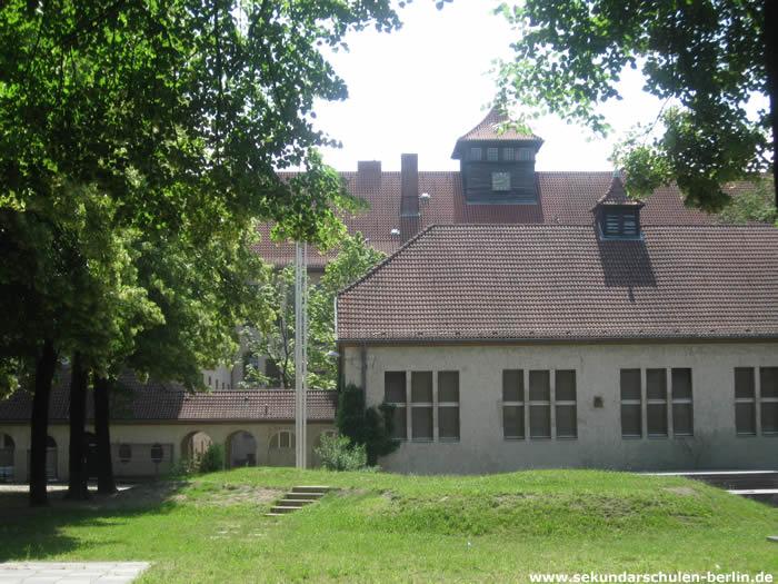 Benjamin-Franklin-Schule Rückseite