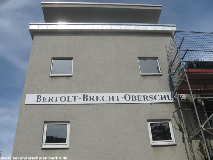 Bertolt-Brecht-Oberschule, Berlin-Spandau