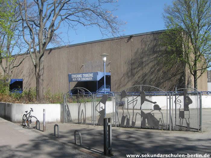Carl-von-Ossietzky-Schule Sporthalle