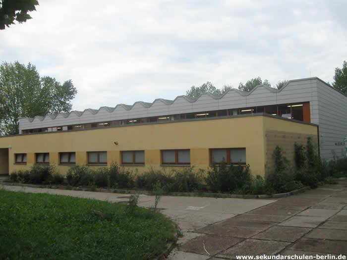 Caspar-David-Friedrich-Schule Sporthalle