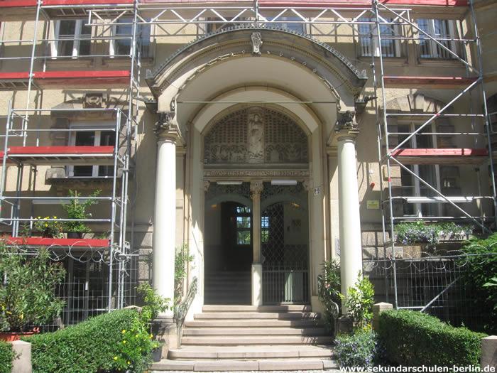 Friedrich-Bergius-Oberschule Portal