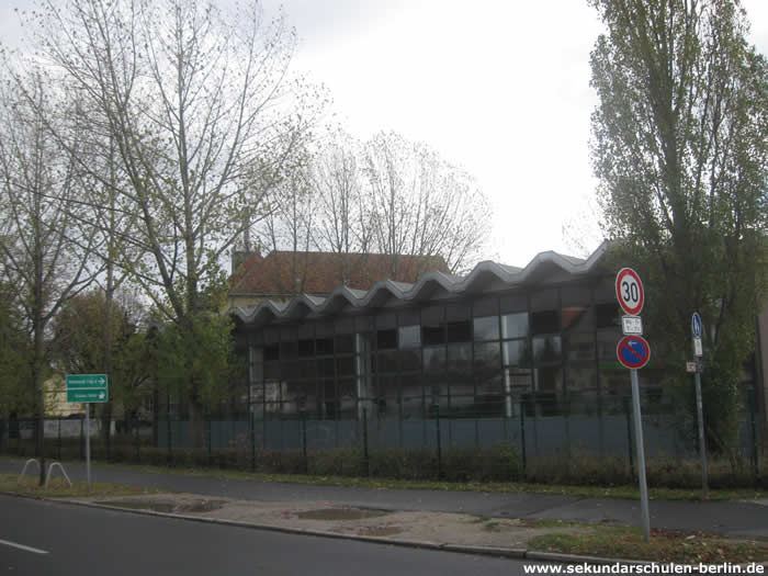 Fritz-Kühn-Schule Sporthalle