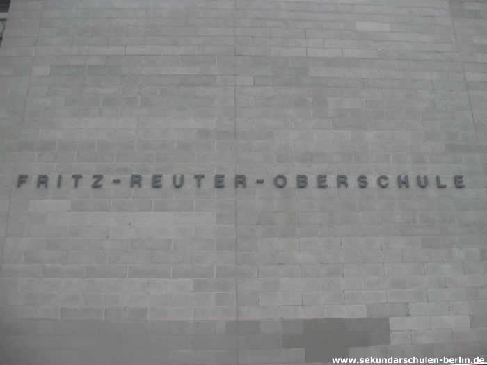 Fritz-Reuter-Oberschule