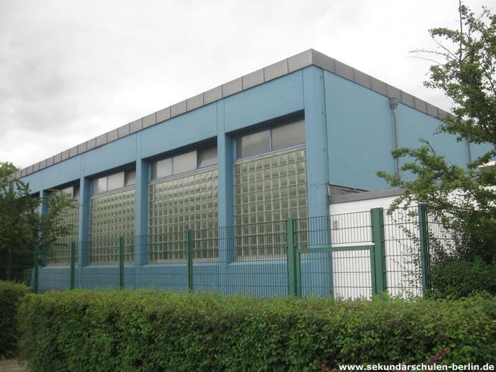 Greenwich-Schule Sporthalle