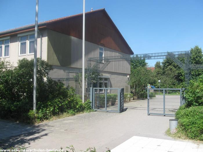 Gustav-Heinemann-Schule Eingang