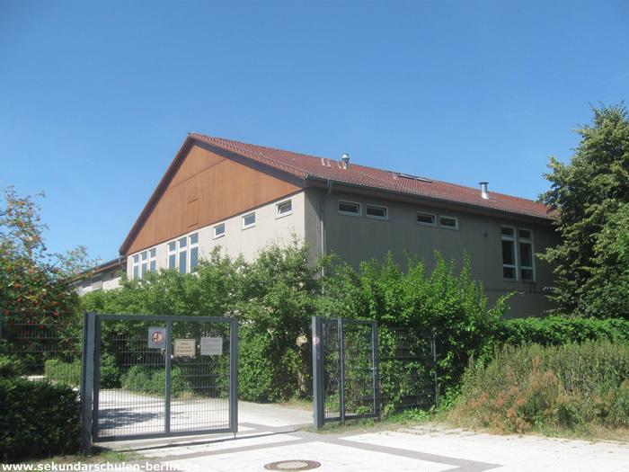 Gustav-Heinemann-Oberschule Eingang