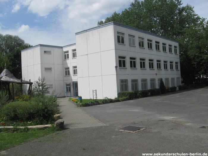 Gutenberg-Schule Schulhof