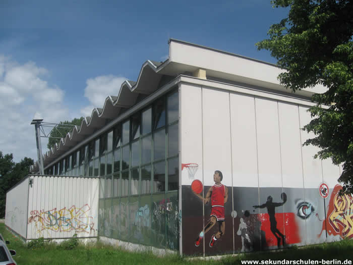 Hufeland-Schule Sporthalle
