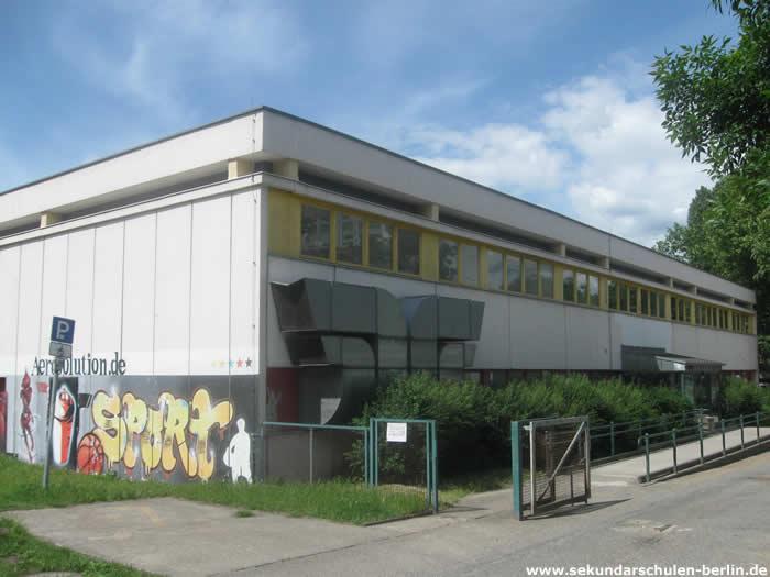 Hufeland-Oberschule Turnhalle