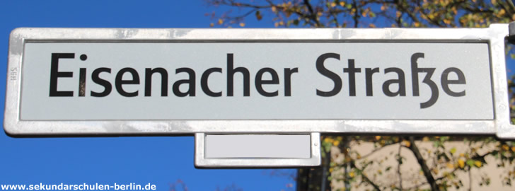 ISS Eisenacher Straße