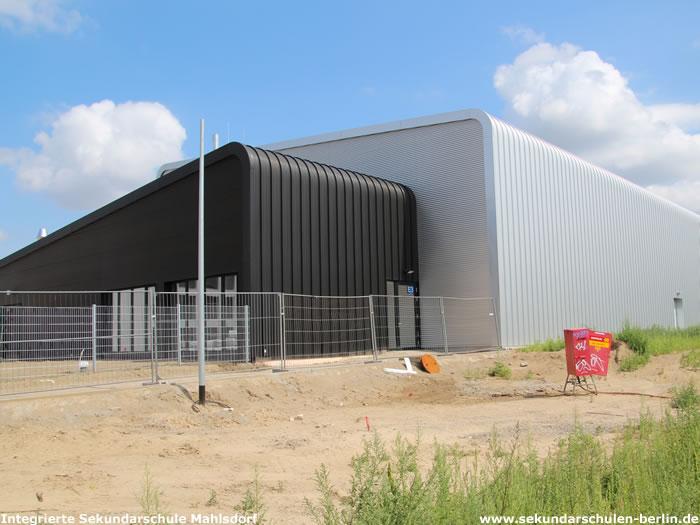 3-Feld Sporthalle der ISS Mahlsdorf