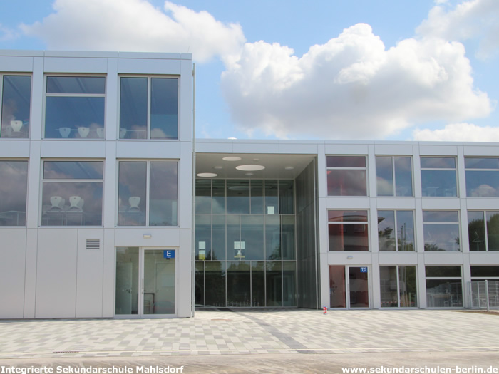 Integrierte Sekundarschule Mahlsdorf