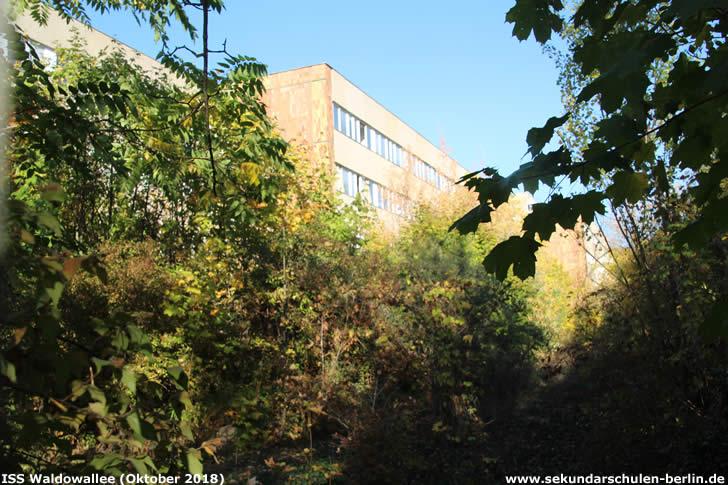 Stasi-Gebäude in der Waldowallee 117 (Oktober 2018)