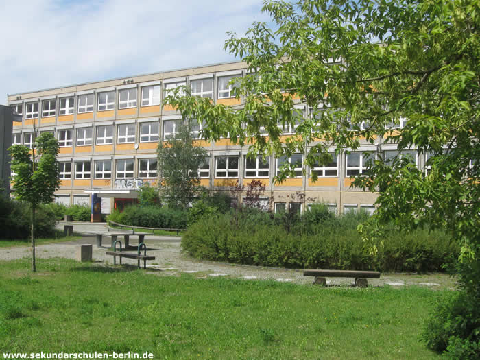 Kerschensteiner-Schule Schulhof