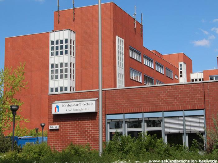 Knobelsdorff-Schule - OSZ Bautechnik I