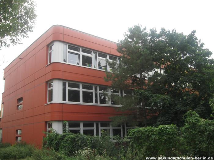 Kopernikus-Schule Neubau