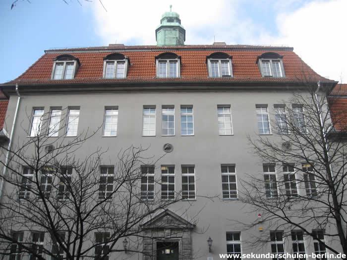 Kurt-Schwitters-Schule (Haus 1)