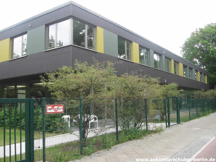 Liebig-Schule Erweiterungsbau