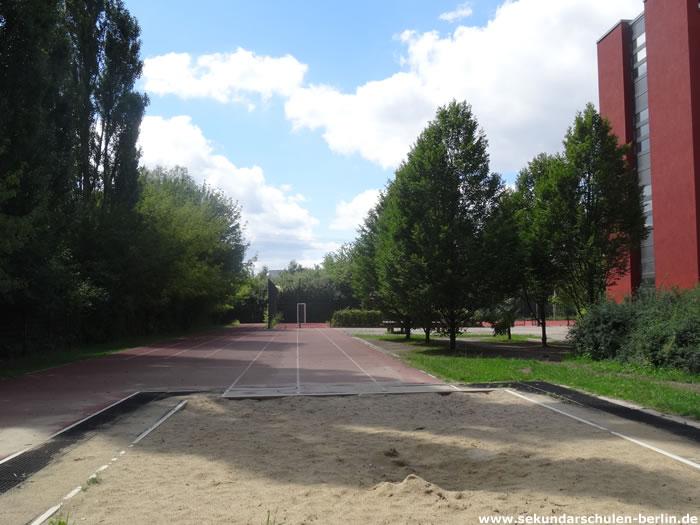 Marcana-Schule Sportplatz