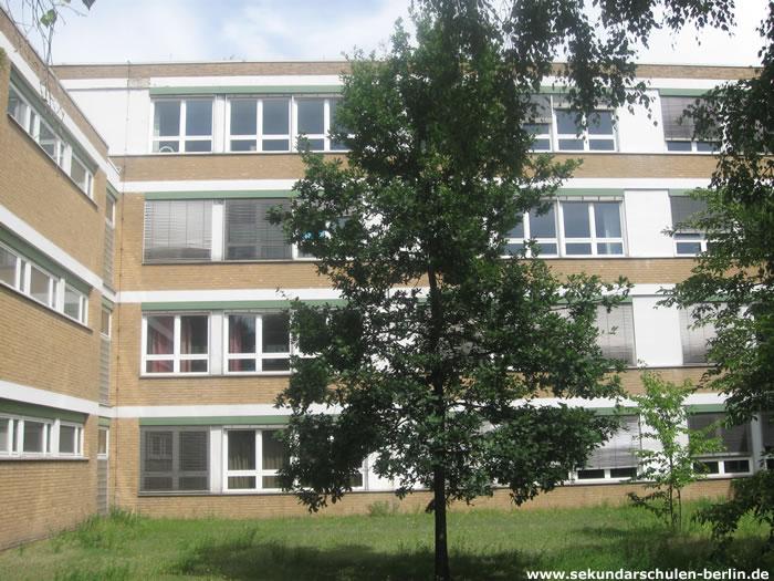 Martin-Buber-Schule, Spandau