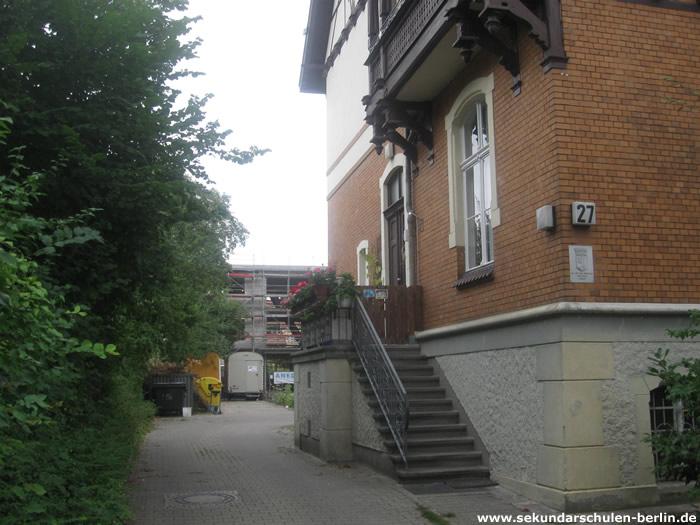 Max-von-Laue-Oberschule Neubau