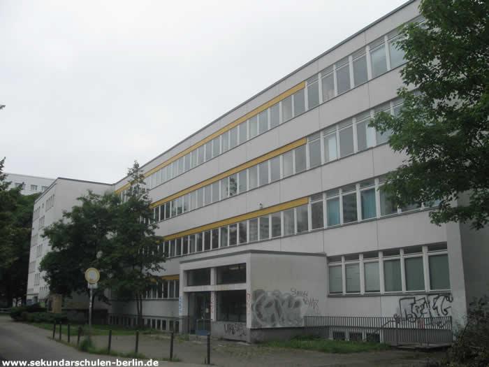 Mildred-Harnack-Oberschule Neubau