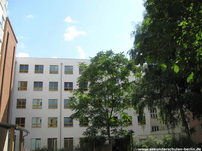 Nelson-Mandela-Schule Seitenflügel