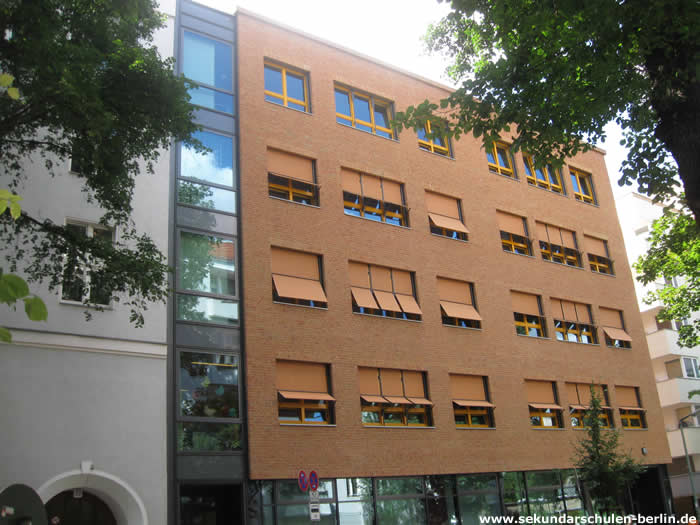 Nelson-Mandela-Schule Neubau