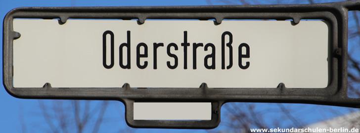 Gemeinschaftsschule Oderstraße