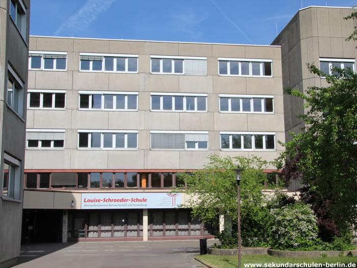 Louise-Schroeder-Schule - OSZ Bürowirtschaft und Verwaltung