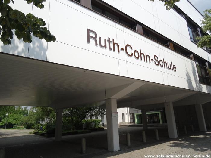 Ruth-Cohn-Schule - OSZ Sozialwesen