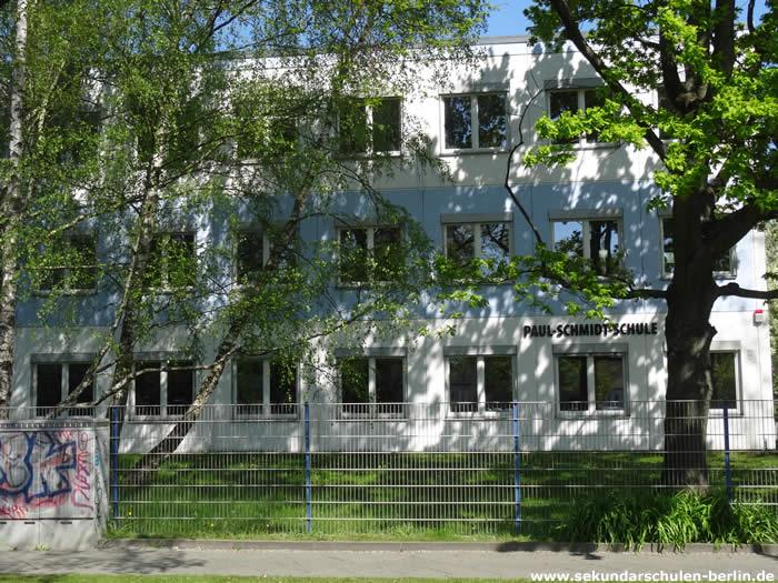Paul-Schmidt-Schule, Berlin-Hohenschönhausen