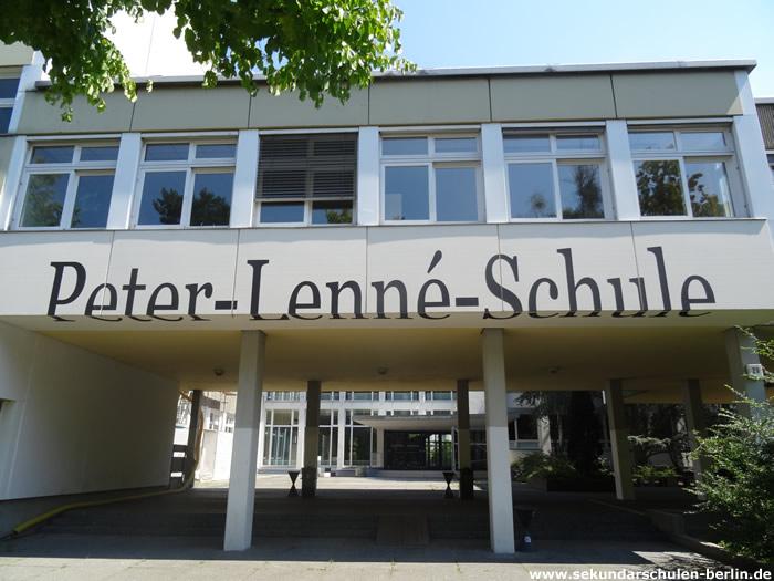 Peter-Lenné-Schule - OSZ Natur und Umwelt