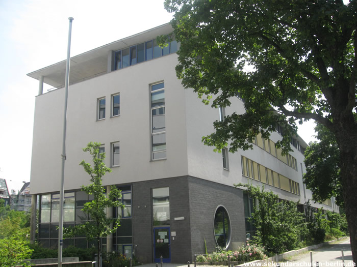 Peter-Ustinov-Schule in Berlin-Charlottenburg