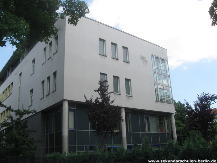 Ustinov-Schule, Sekundarschule und Europaschule