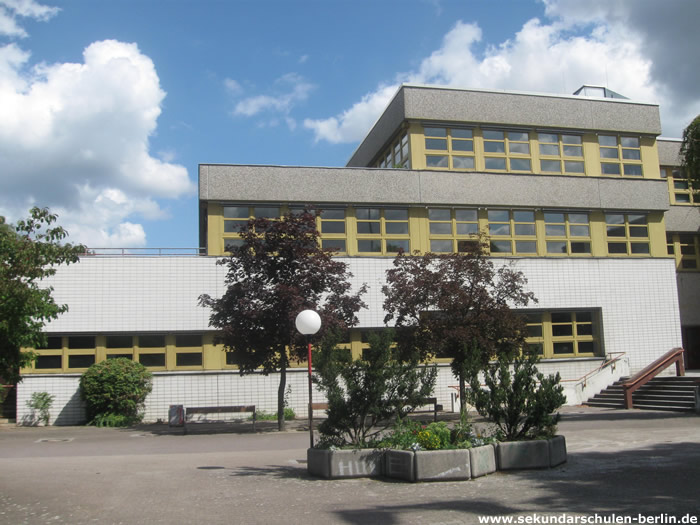 Poelchau Schule Berlin