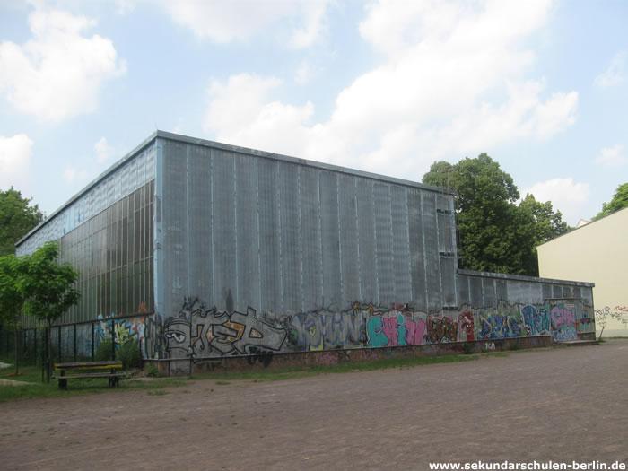 Reinhold-Burger-Schule Sporthalle