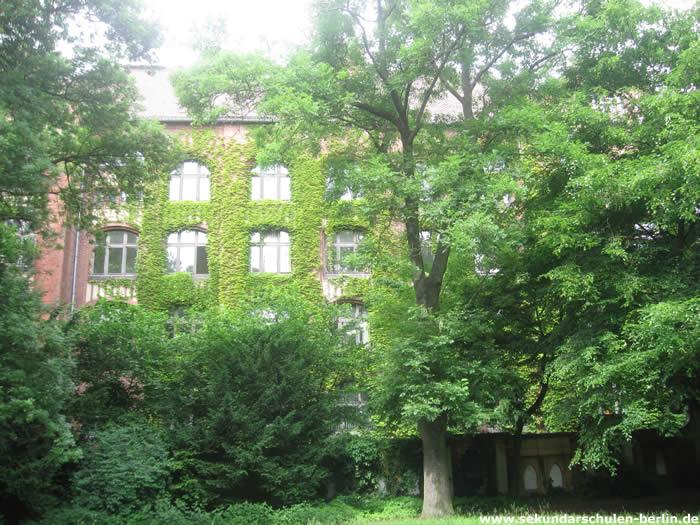 Schule am Berlinickeplatz - Berlin-Tempelhof