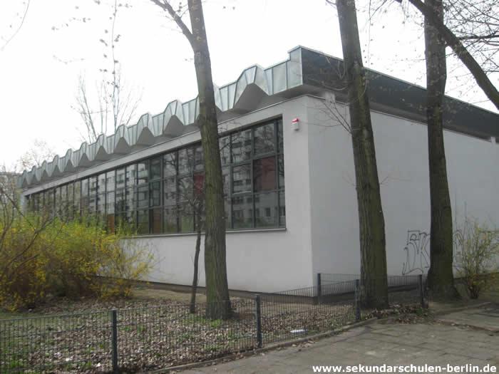 Schule am Königstor Turnhalle