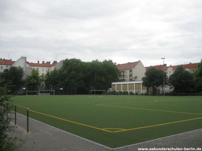 Schule am Schillerpark Sportplatz
