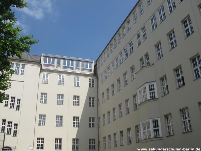 Schule am Schloss Innenhof