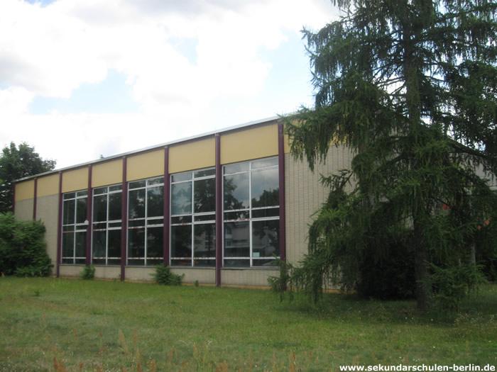 Schule an der Haveldüne Sporthalle