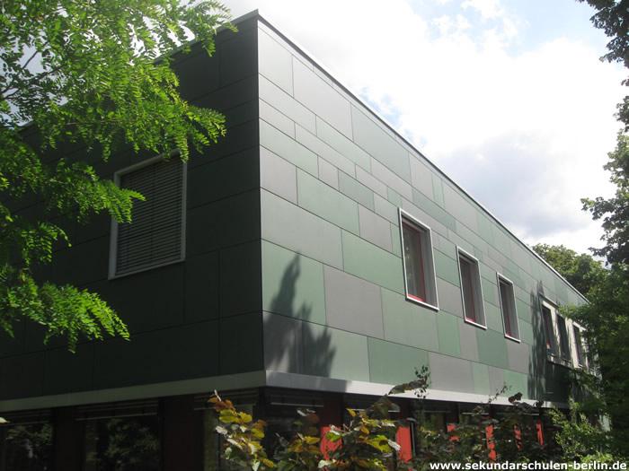 Schule an der Jungfernheide Neubau